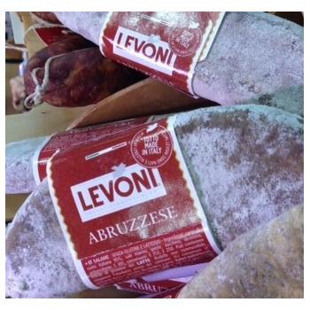 Saucisson sec Abruzzese LEVONI