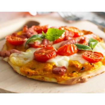 Pizza de légumes du soleil...
