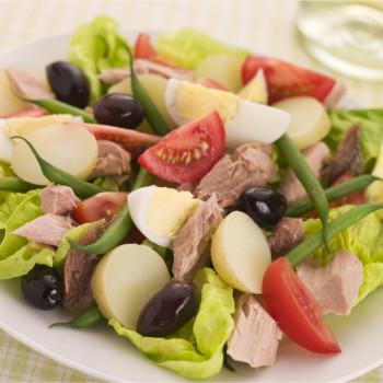 Salade tropézienne