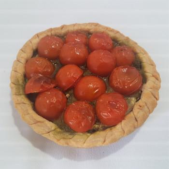 Tarte tatin de tomates...