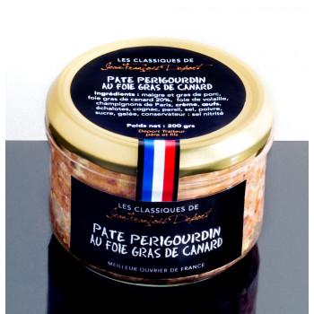 Pâté Périgourdin au foie...